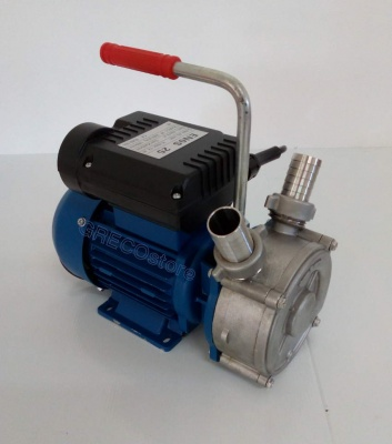 self-priming centrifugal stainless steel pump ENOS 25