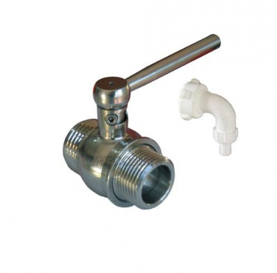 stainless steel valve 1""
